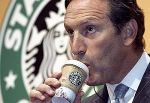 CEO Howard Schultz