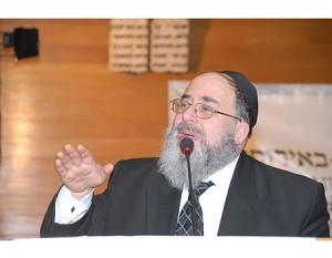 Rabbi Yisroel Yaakov Lichtenstein