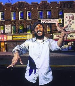 Orthodox Jewish rapper Yitzchak Jordan, known to his fans as Y-Love