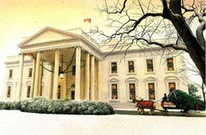 White House 2008 Hanukkah Card