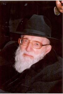 Rav Shlomo Moshe Epstein Z'l