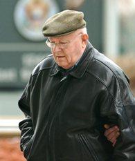 John Demjanjuk, accused of concealing his Nazi past