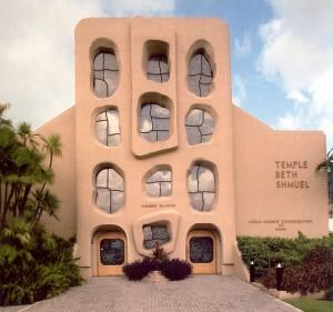Cuban American Temple  Beth Shmuel, Miami, Fla.