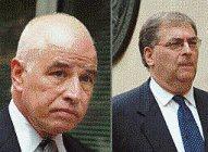 Rosen (L)and Weissman (R)