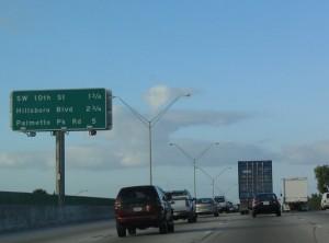 Boca Raton, FL - New Florida Turnpike Interchange A Concern