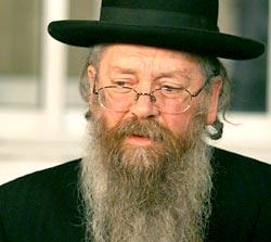 Rabbi David Batzri (Lior Mizrachi / BauBau)