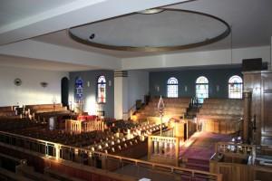 Edinburgh Hebrew Congregation Synagogue