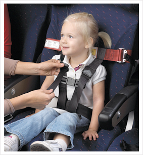 New York - New NYS Law: Child Under 8 Must Have Booster Seat