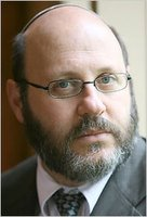 Rabbi Morris Allen Of Magen Tzdek