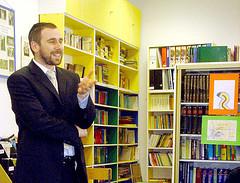 Rabbi Maciej Pawlak. Photo via Flicker jjournal.com