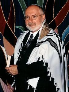 Rabbi Bernhard Rosenberg of Congregation Beth-El in Edison