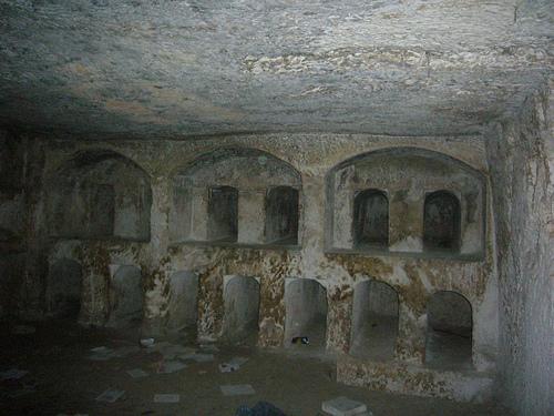 Sanhedrin Tombs