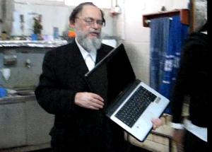 Rosh Yeshiva, Rav Aaron Feinhandler