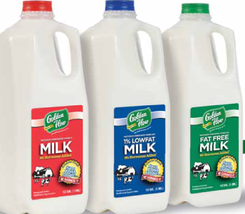 Golden Flow is taking kosher milk to a whole new level to guarantee always freshness, newly designed bottle