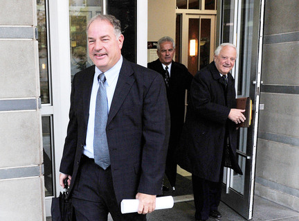 New Jersey - Pol Blames Dwek Corruption Probe On Now Gov