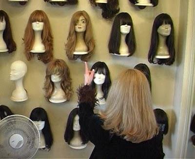 victoria beckham wig