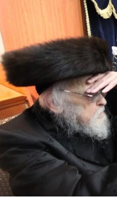 Rabbi Shalom Elyashiv called for protest measures against the Supreme Court