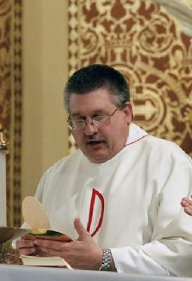 Rev. Vytautas Volertas
