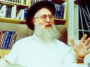 יעקב יוסף Rabbi