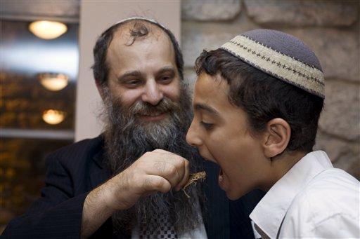 Israeli Jewish Man Ort...