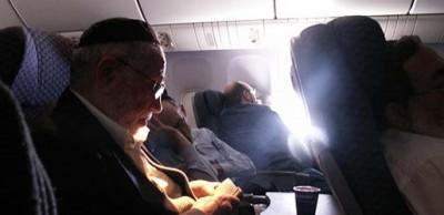 Israel - Rabbi: On Planes 'Shemoneh Esra' Prayer Can Be Said