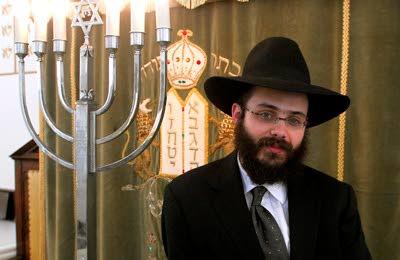 Rabbi Tzali Wilschanski of Congregation B'nei Tzedek Chabad said Monday it wa a miracle that two scrolls stolen in 2008 were returned over the weekend.