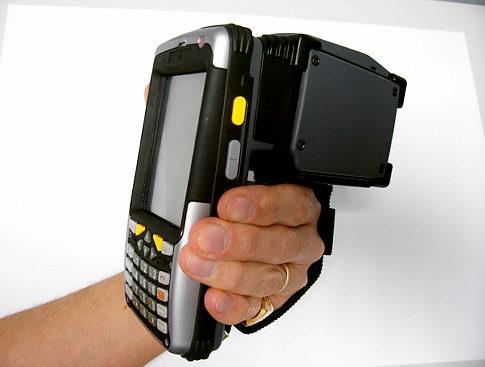 New York, NY - NYPD Gets High-Tech Portable Fingerprint Scanner