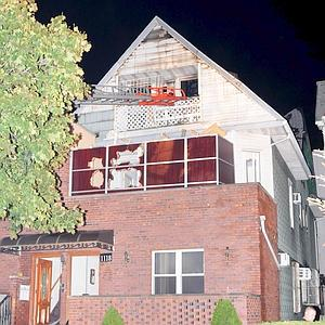Fatal Fire at Avenue P, Brooklyn,NY