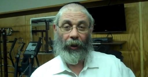 OurPlace Director Chaim Glancz