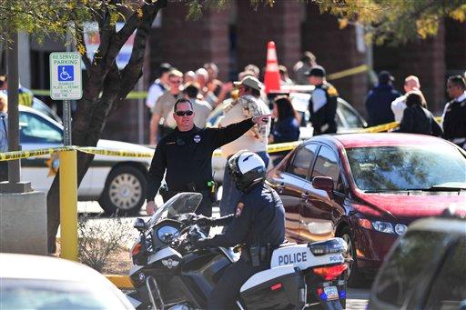 Tucson Arizona Shooter. Tucson, AZ - Rep.