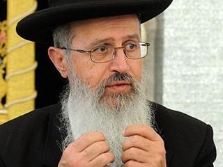 Rav Avraham Yosef, Chief Rabbi of Cholon