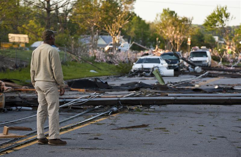 tornado damage raleigh nc. Tornadoes tore through the