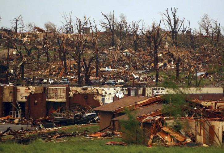 Joplin Mo Update Missouri Tornado Cause Massive Damage
