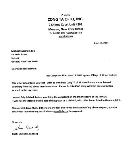 Orange County, NY - Report: Toldos Aharon Rebbe Orders a ...