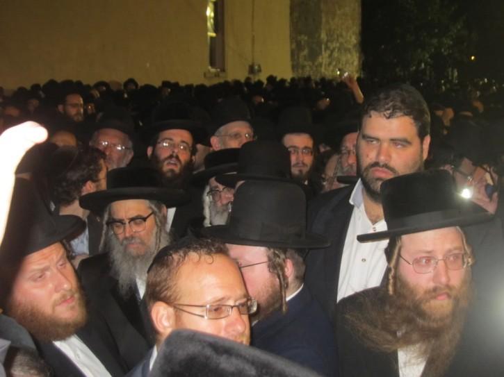 The Satmar Rabbi Rabbi Aron Teitelbaum