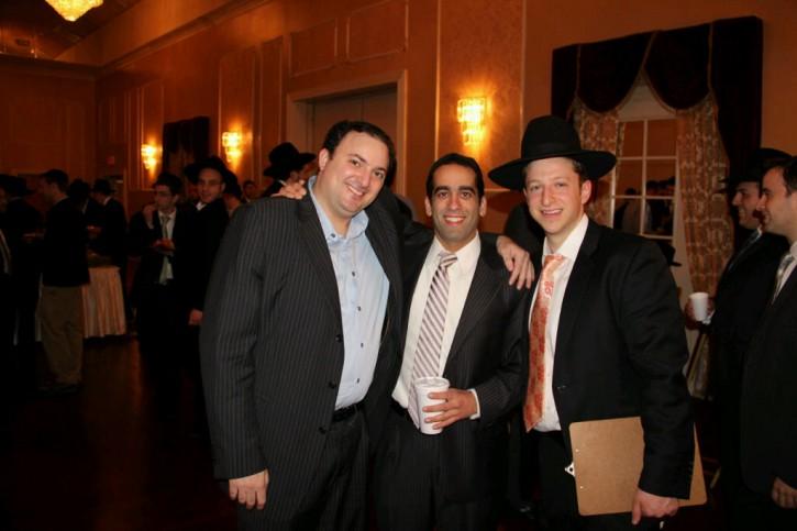 Mr Eli Weiner ,Executive Director Mr Boruch Stefansky Mr Yedidya Rabi