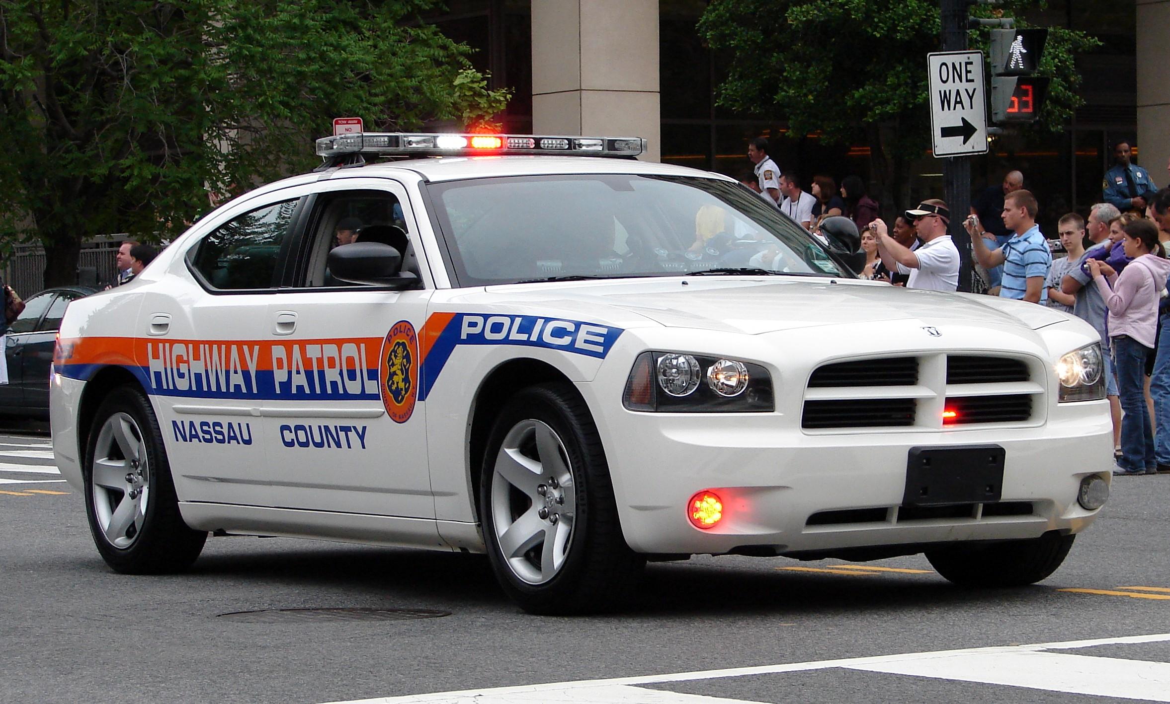 New York High Ranking Nassau Police Department Officials
