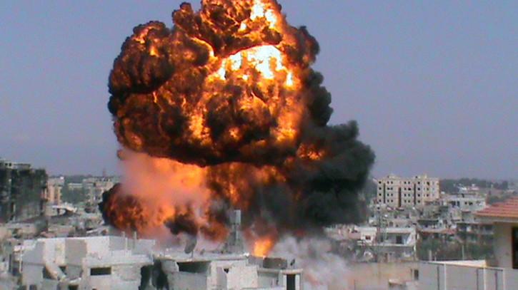 Terror in Syria