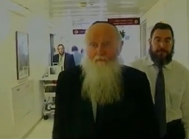 Channel 2 News shows incredible progress by Rabbi Rafael Shmuelevitzm in 2012