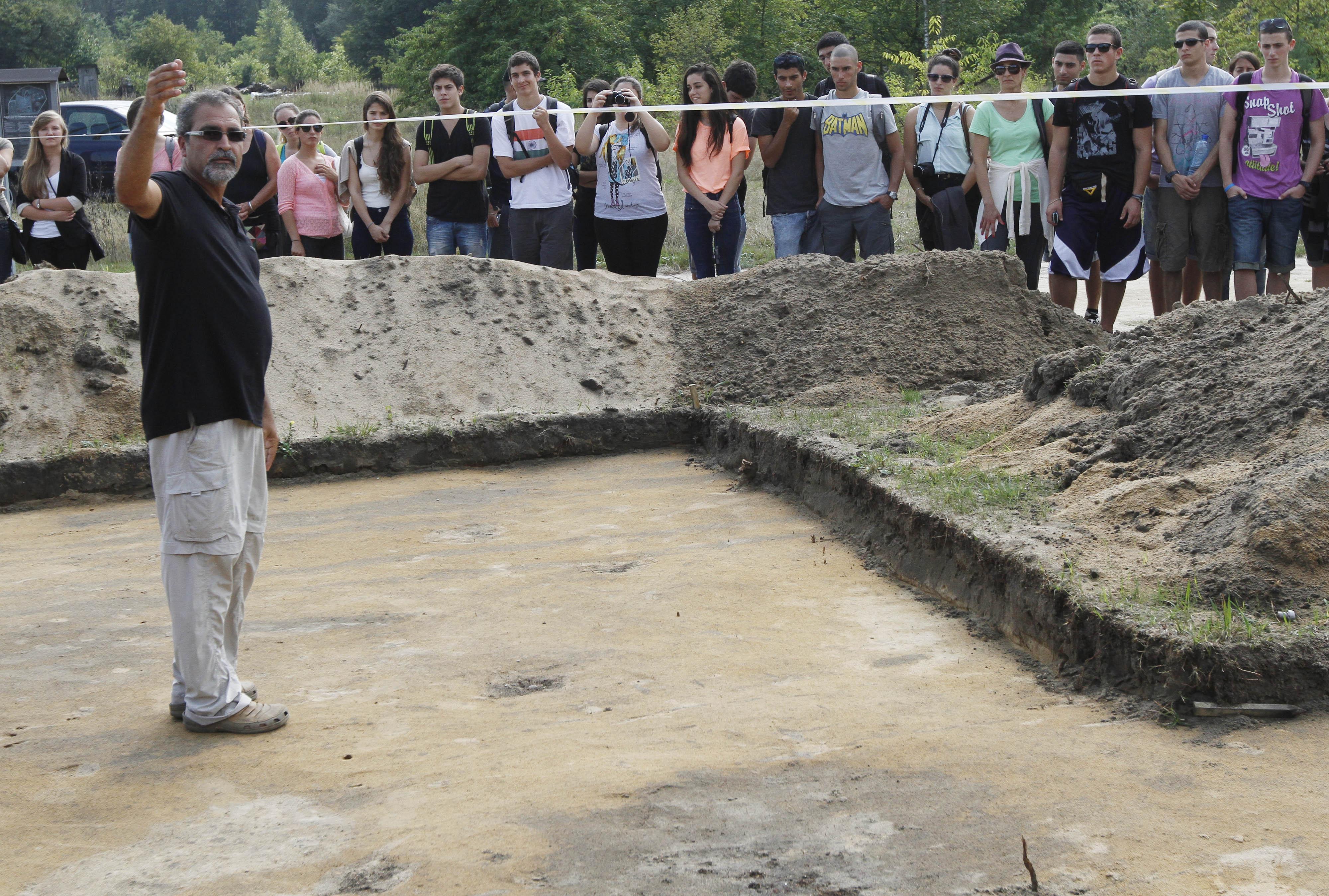 Sobibor Death Camp Gas Chambers Death Camp of Sobibor