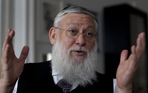 AP File photo: Rabbi Yitshak Ehrenberg