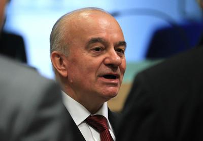 FILE - Polish Agricutlure Minister Stanislaw Kalemba