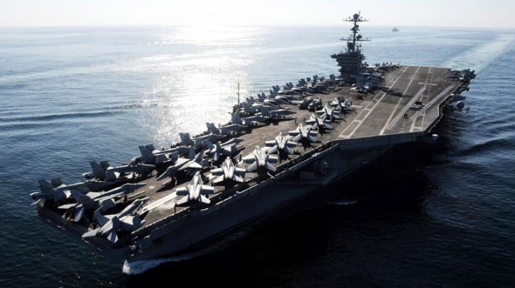 (AP / U.S. Navy, Petty Officer 3rd Class Kenneth Abbate)