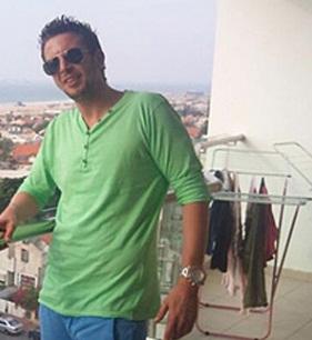 27 year old Itzik Amsalem Photo: Chabad.info