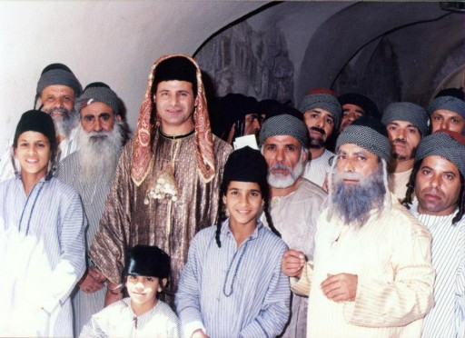 Yemenite Jews in Israel.