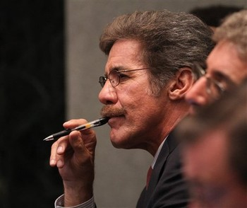 AP File - Reporter and television personality Geraldo Rivera