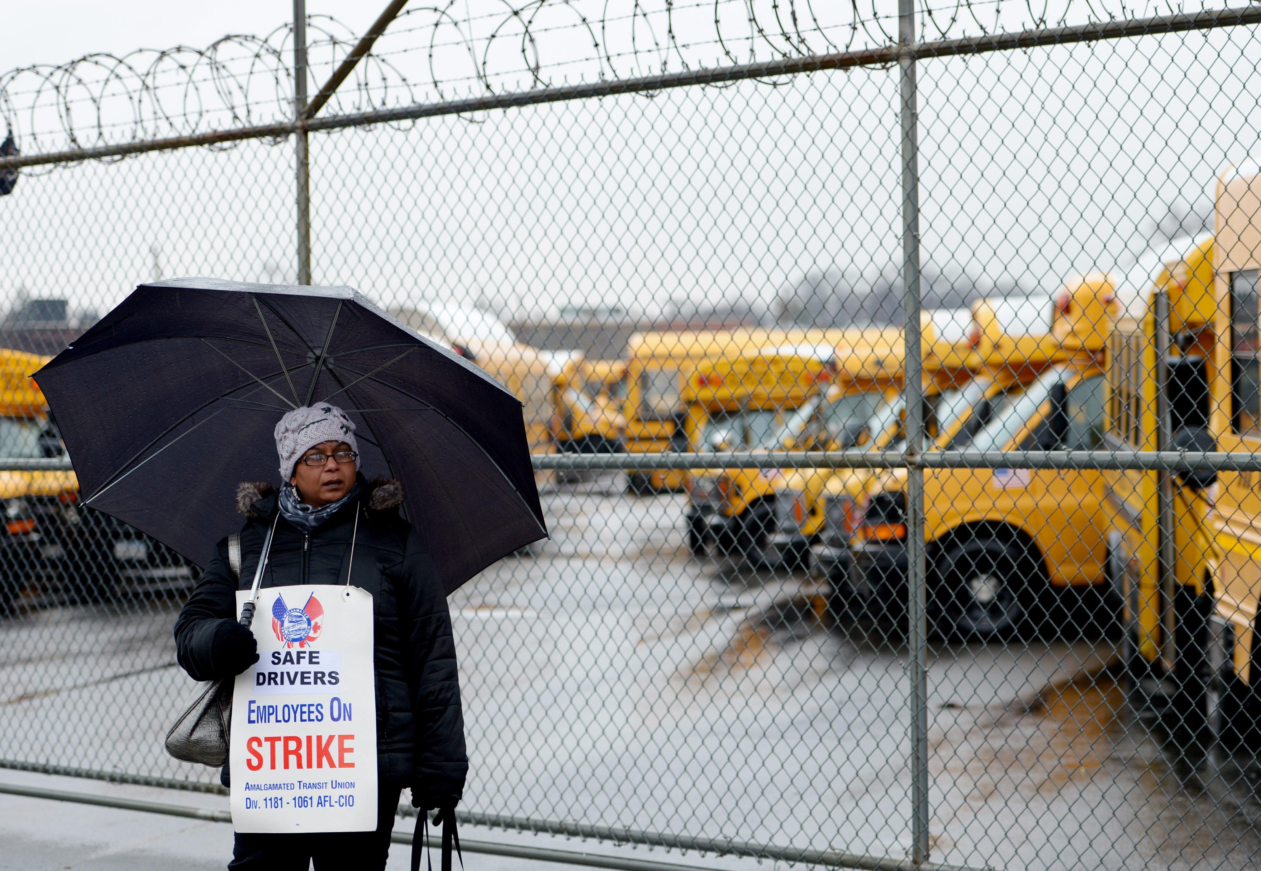 New York Nyc School Bus Companies Union To Meet Monday