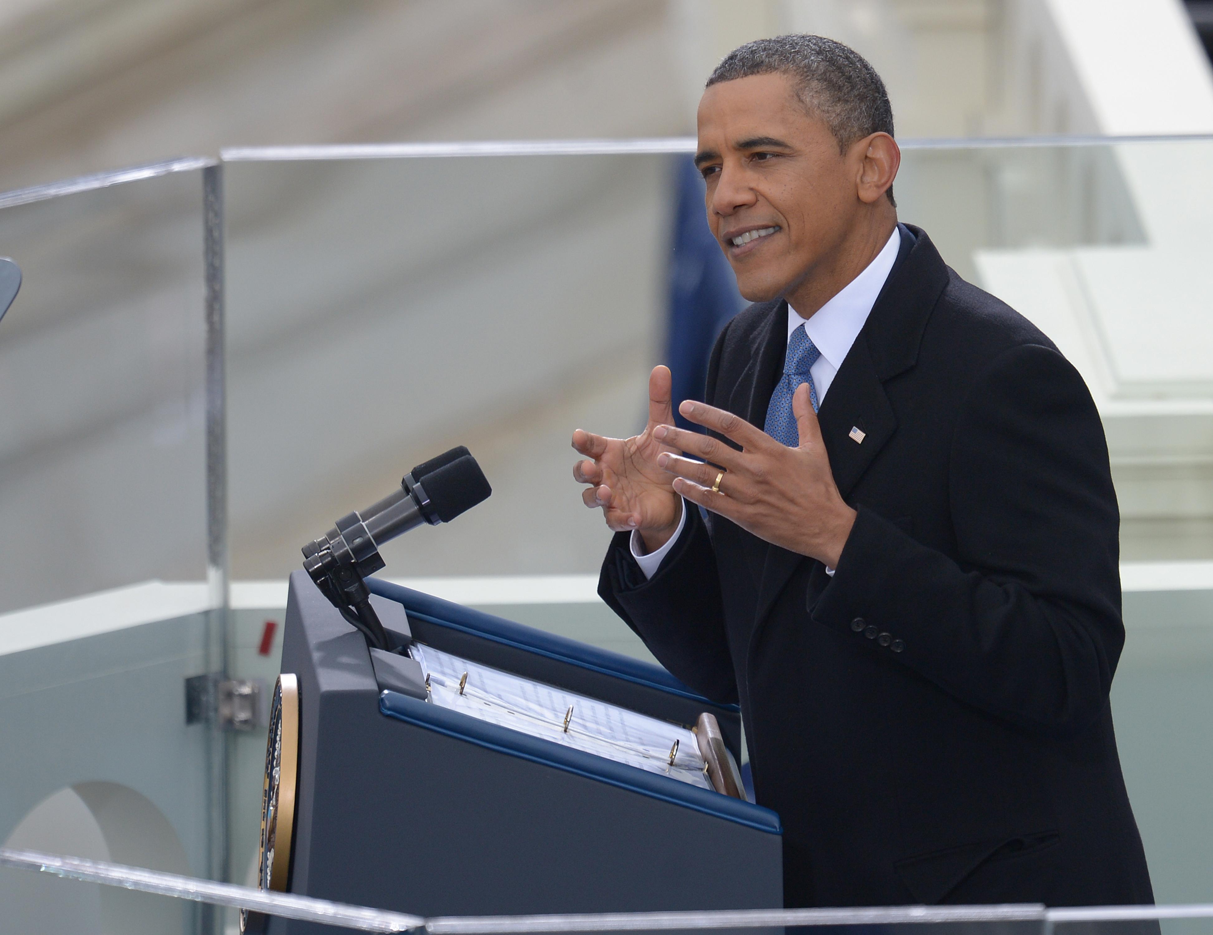 Barack Obama's Rhetoric: The Trajectory of a Post-Racial America?
