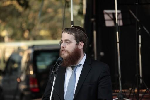 FILE- Chief rabbi Shlomo Koves. Photo: Romedia Foundation