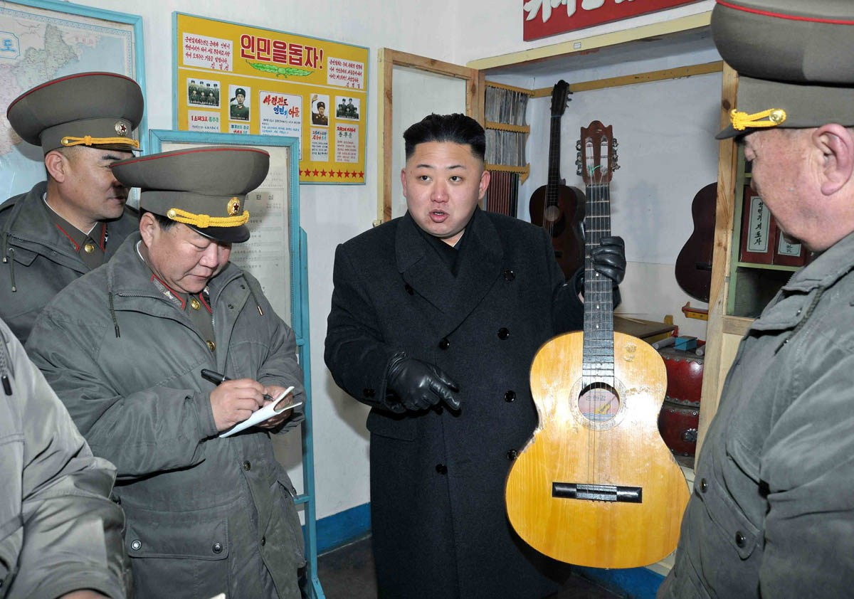 Pyongyang - North Korea's Internal Propaganda Shows ...
